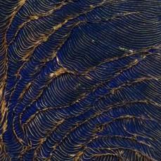 bleu et or_ detail