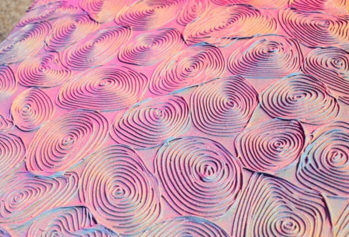 Acoustic patterns detail